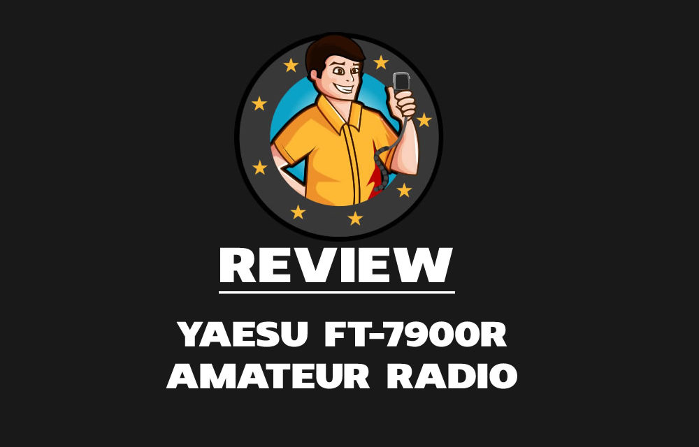 Yaesu Original FT-7900R Amateur Radio Dual-Band 144/440 MHz Transceiver 50/45 Watts Review