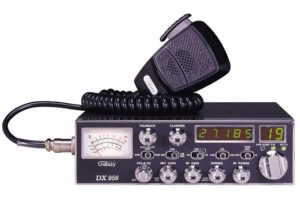 Galaxy DX-959 40 Channel AM/SSB Mobile CB Radio Review
